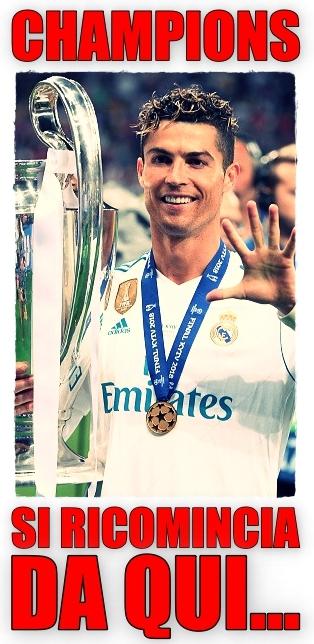 Ronaldo Champions
