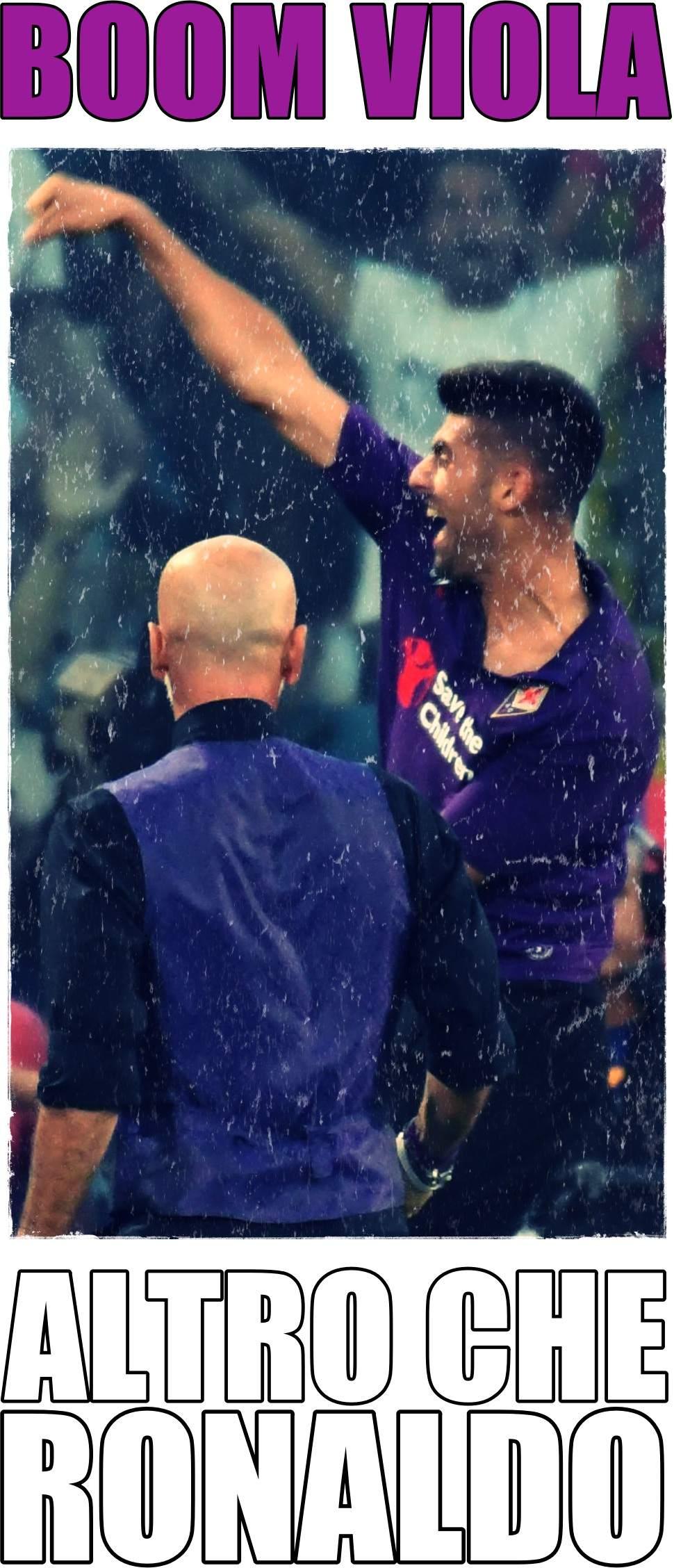 Soccer: Serie A; Fiorentina-Udinese