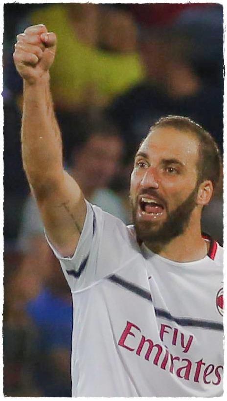 Soccer: Serie A; Cagliari-Milan