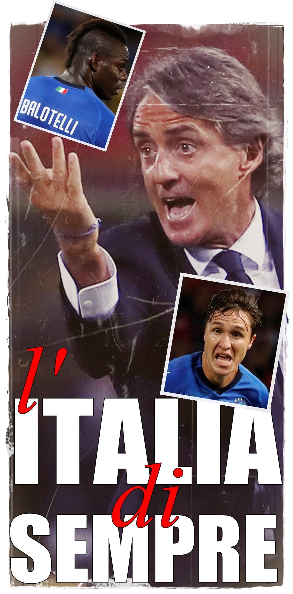 Mancini Italia di sempre 2