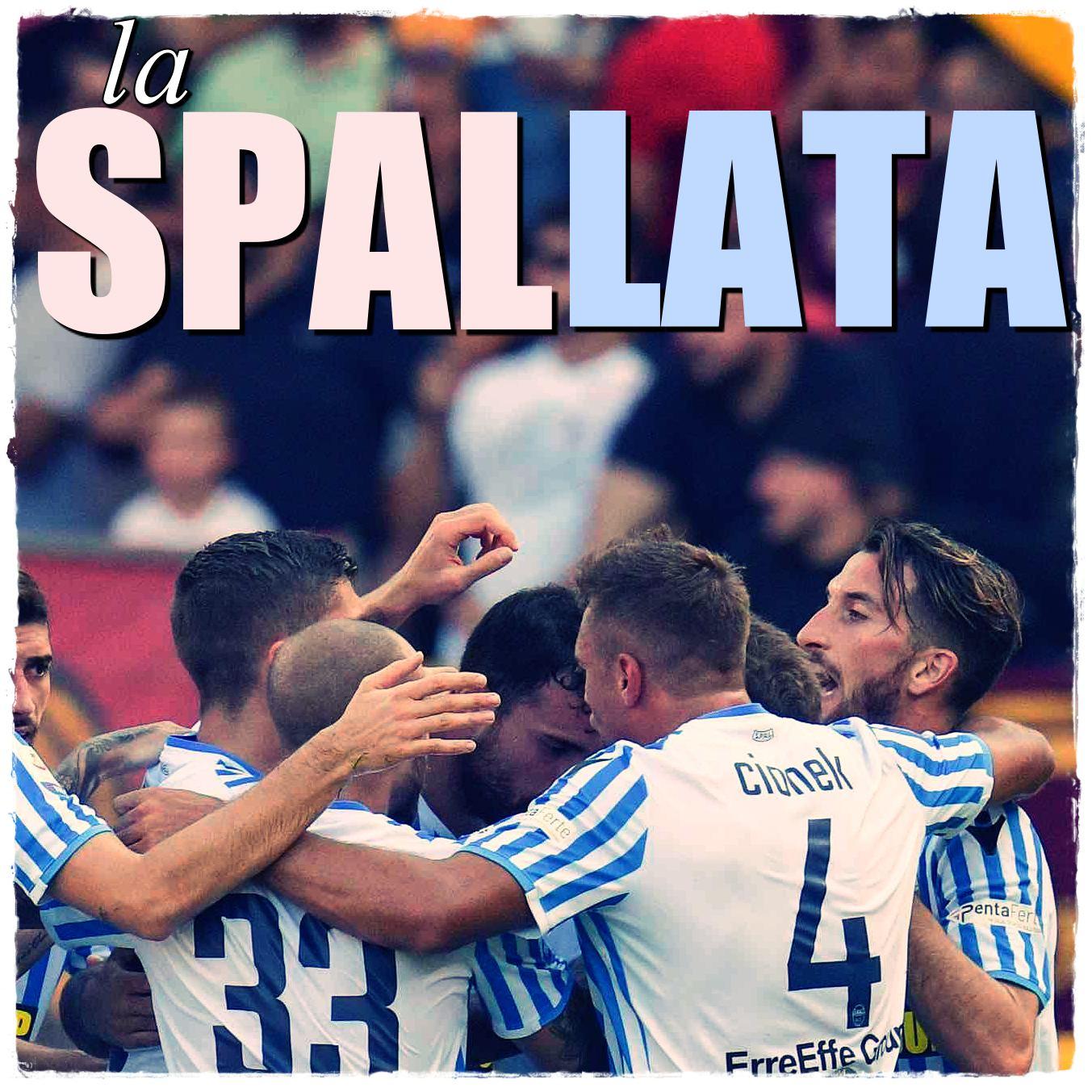 Roma vs Spal - Serie A 2018/2019