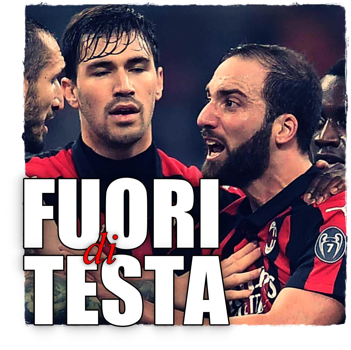 Higuain Milan Juve
