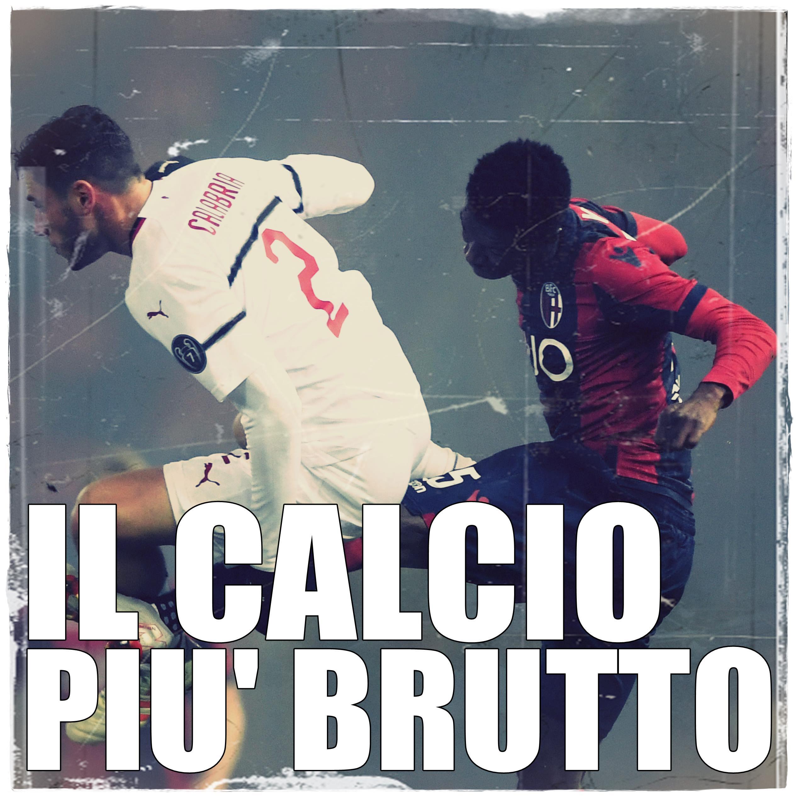 Bologna Milan il calcio più brutto