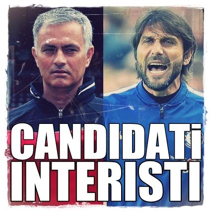 Mourinho Conte INter