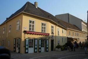 09.09.28 025 Baden, Rathausgasse; casa di Beethoven