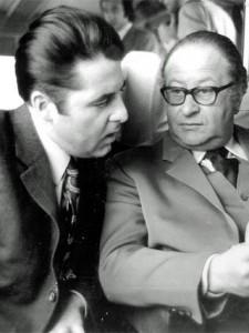 10.04.25 Heinz Fischer con Bruno Kreisky