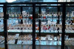 06.12.15 097 Kufstein, negozio della fabbrica bicchieri Riedel