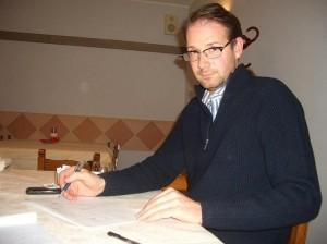 11.12.14 2 Udine, Sguazzi; Nikola Donig