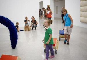 12.03.10 Vienna, Kinderkunsttransporter (musei per i bambini)