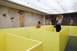 12.03.27 Vienna klein_Rockenschaub_Plattform_Klimt_Beethovenfries_Beethoven Frieze_Secession2012_photo_Wolfgang_Thaler