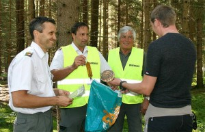 12.06.16 Controllo raccolta funghi in Carinzia
