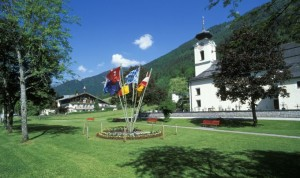 12.06.21 Thiersee (Tirolo), chiesa parrocchiale sommer