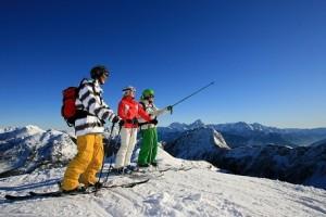 Skifahrer_6_Nassfeld Friendship Ticket_Copyright Nassfeld-Hermagor