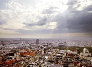 13.02.10 Vienna dall'alto