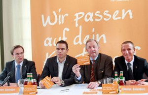 13.11.06 Klagenfurt; Dobernig, Uwe Scheuch, Petzner, Doerfler rinviati a giudizio