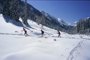 14.01.24 Sci di fondo Osttirol Tirolo Orientale c