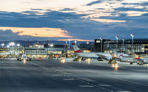 Aeroporto Vienna : Pignorato a vienna aereo italiano che non risarcisce i