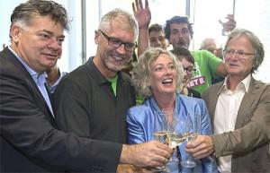 14.09.21 Elezioni Vorarlberg, giubilo dei Verdi - Copia