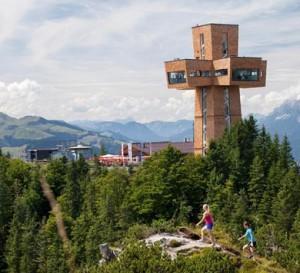 14.09.26 Jakobskreuz, vetta del Buchensteinwand (Pillerseetal, Tirolo) - Copia