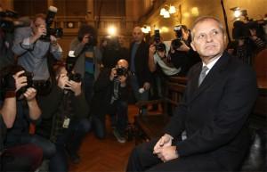 12.11.26 Ernst Strasser, processo Tribunale Vienna
