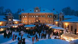 14.12.02 Salisburgo, mercatino di Natale nel castello di Hellbrunn - Copia