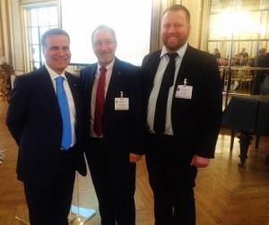 15.03.15 COPIA Vienna, Ambasciata d'Italia; Giorgio Marrapodi, Thomas Irschik - Copia - Copia