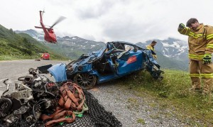 15.07.24 Strada a pedaggio del Grossglockner (Hochalpenstrasse), incidente 2 morti