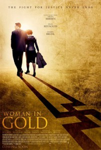 15.08.10 Locandina del film 'Woman in Gold' (Adele Bloch-Bauer) - Copia