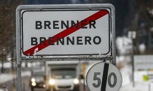 16.04.11 Valico di confine del Brennero