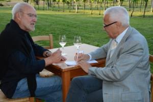 16.05.21 07 Az. Ferrin, Camino al T., Marco intervista Valentin Oman
