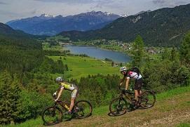 Weissensee - MTB Trail