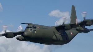 16.07.30 C130 Hercules austriaco