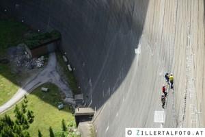 16.08.10 Zillertal, diga Schlegeis, via ferrata - Copia