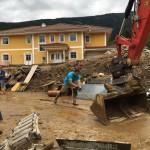 Non è cessata l'emergenza nella Carinzia frustata dal maltempo