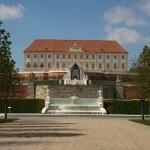I giardini storici dello Schloss Hof, un viaggio nel tempo di tre secoli.