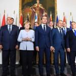Merkel accoglierà da Italia e Grecia centinaia di profughi ogni mese