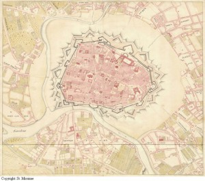 Wien Plan 1706