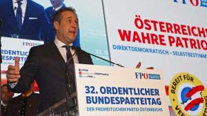 17.03.04 2 Congresso Fpoe Klagewnfurt, Heinz-Christian Strache