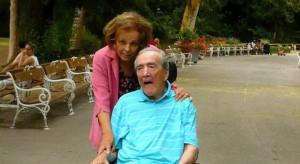17.06.02 Alois Mock con moglie Edith.