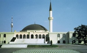 17.06.08 Vienna, Centro islamico moschea Florisdorf (islamisches-zentrum-moschee) - Copia - Copia