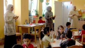 17.06.26 Vienna, asili islamici, scuole materne islamiche