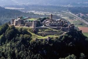 17.07.00 Zona di Villach, Carinzia; Burg Landskron 3 - Copia