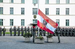 17.08.13 Horn (Bassa Austria), caserma Radetzky
