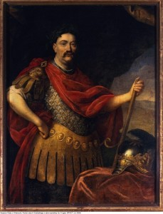17.09.27 Giovanni III Sobieski, re di Polonia, dipinto da Daniel Schultz - Copia