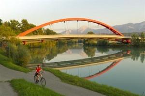 17.10.05 Pista ciclabile Drava (Dreauradweg), tratto Spittal-Villach