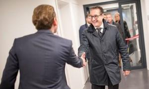 17.10.25 Sebastian Kurz e Heinz-Christian Strache