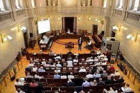 17.10.27 Vienna, aula di Corte d'assise (Schwurgerichtsaal) - Copia