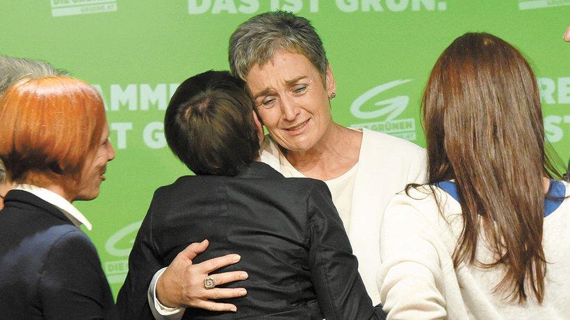 17.11.14 Ulrike Lunacek, Verdi, Grünen
