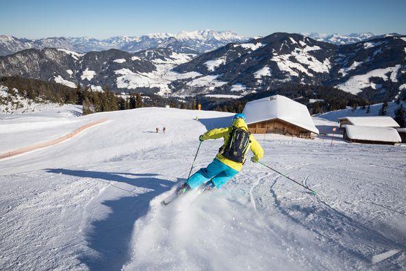 Skifahren Alpbachtal-Wildschönau