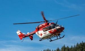 17.11.23 Elicottero soccorso Croce Rossa